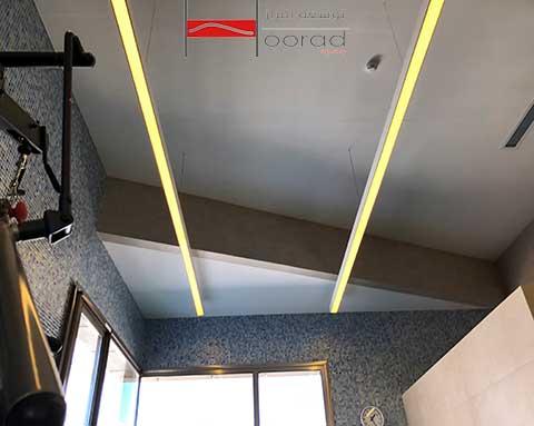 مزایای استفاده از چراغ خطی آویز