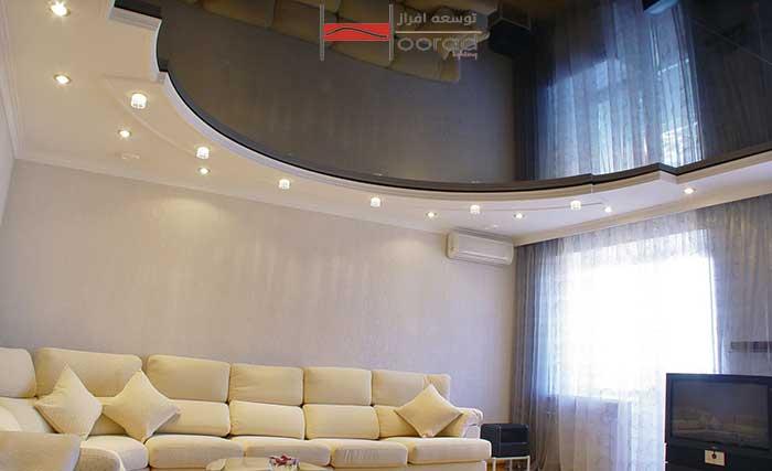 کاربرد سقف کشسان در منازل