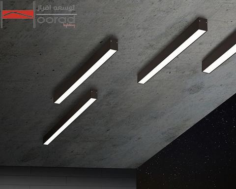 مزایای استفاده از چراغ خطی روکار