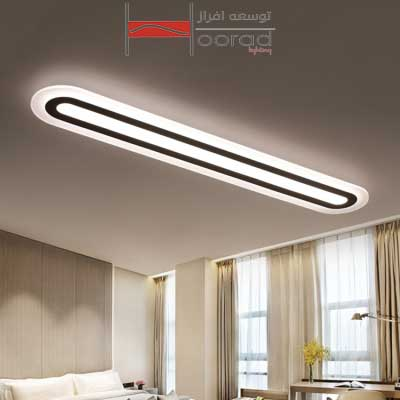 مزایای اجرای نورپردازی خطی