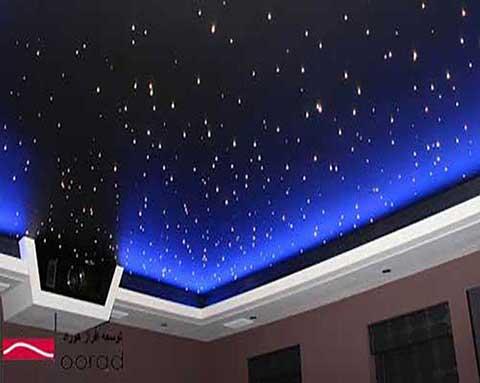 نورپردازی سقف های باریسول