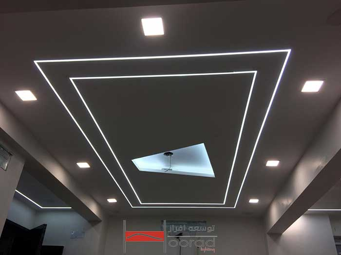 موارد استفاده از چراغ لاین